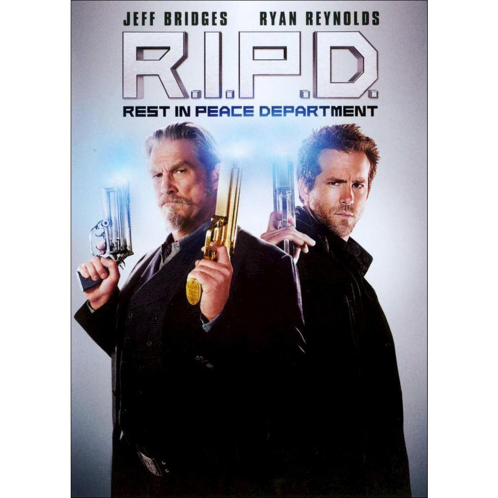 R.I.P.D. (dvd_video), Movies