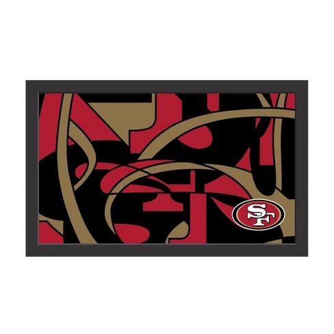 NFLxFIT San Francisco 49ers 10x16\