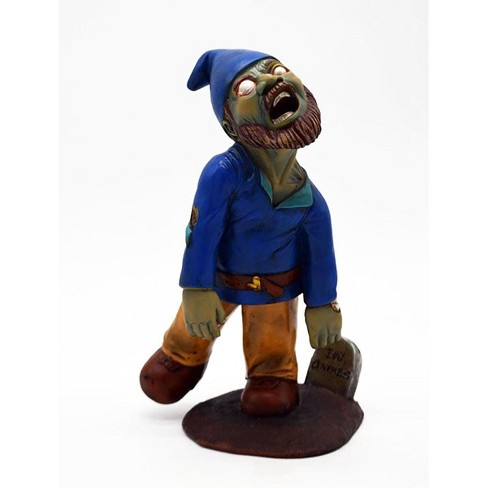 Evil Gnome 12 Inch Polyresin Statue - Undead Ed - image 1 of 2