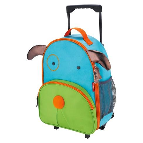2b27f065406f Skip Hop Zoo Little Kids   Toddler Rolling Travel Luggage