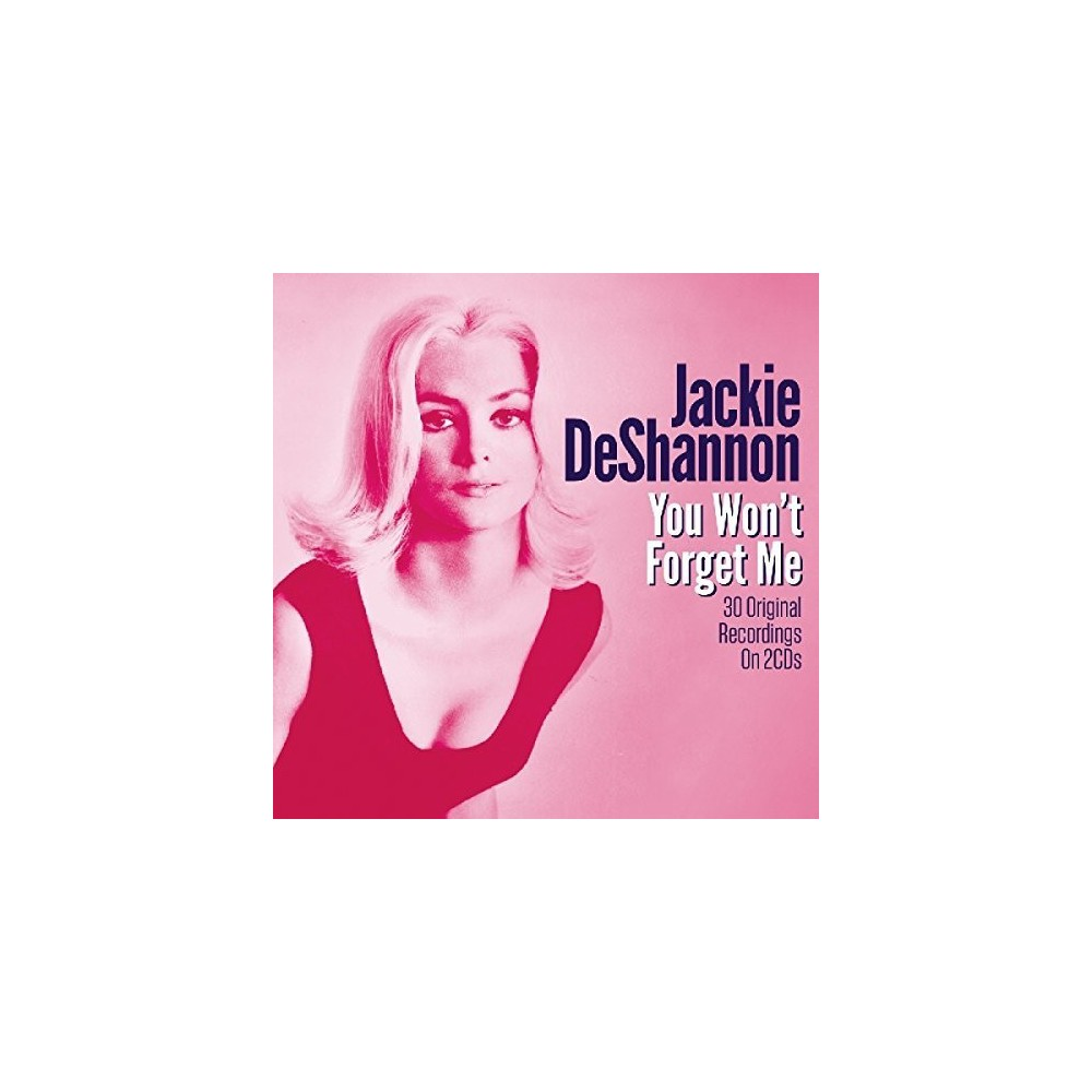 Jackie Deshannon - You Won't Forget Me/Best Of Early Yea (CD)