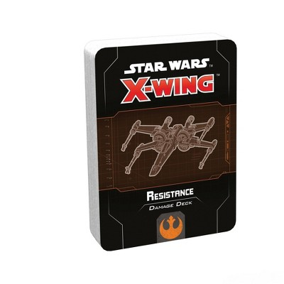 Star Wars X-Wing Game 2nd Edition: Resistance Damage Deck