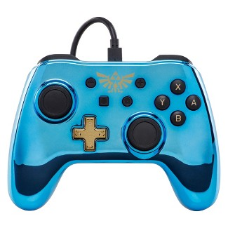 PowerA Wired Controller for Nintendo Switch - The Legend of Zelda: Breath of the Wild