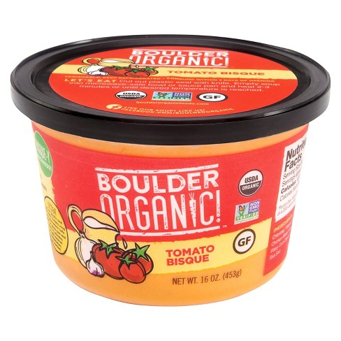 Boulder Organic! Tomato Bisque Soups And Stews - 16oz - image 1 of 1