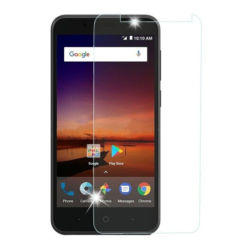 MYBAT Tempered Glass LCD Screen Protector Film Cover For ZTE Avid 4/Blade Vantage/Tempo X - image 1 of 1