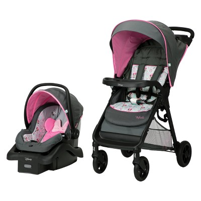 Disney Smooth Ride Travel System - Minnie Happy Helpers