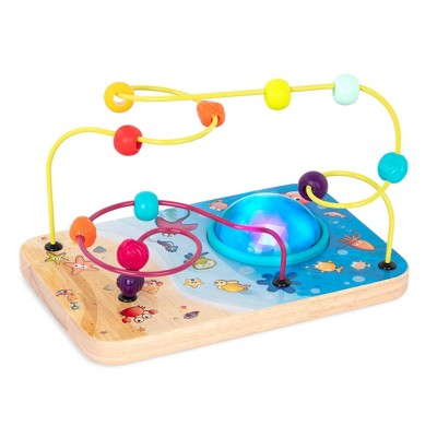 B. toys Musical Bead Maze A-Mazing Seas