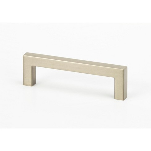 """Alno A530 Style Cents 3-7/8"""" Center to Center Handle Cabinet Pull - image 1 of 1"""