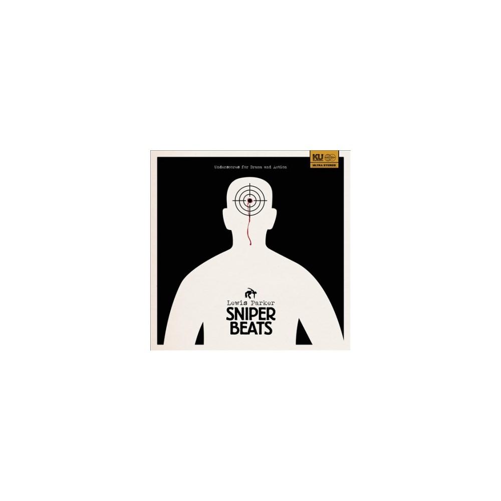 Lewis Parker - Sniper Beats (Vinyl)
