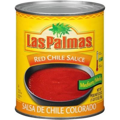 Las Palmas Red Chile Sauce - 28 fl oz