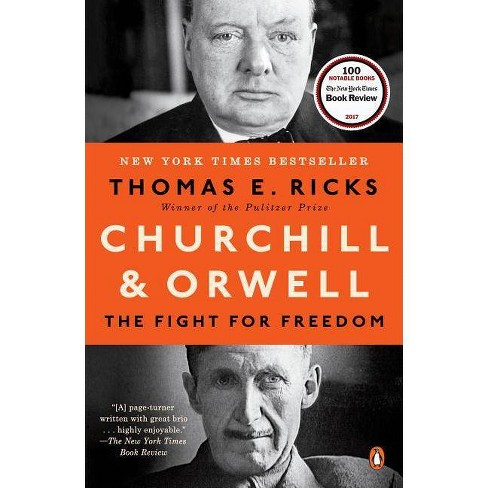 Churchill and Orwell - by  Thomas E Ricks (Paperback) - image 1 of 1
