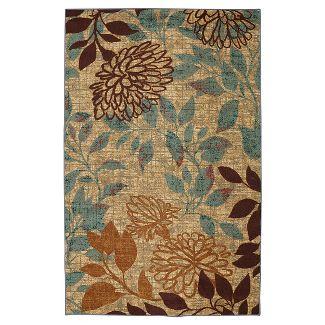 Mohawk Floral Area Rug (8X10)