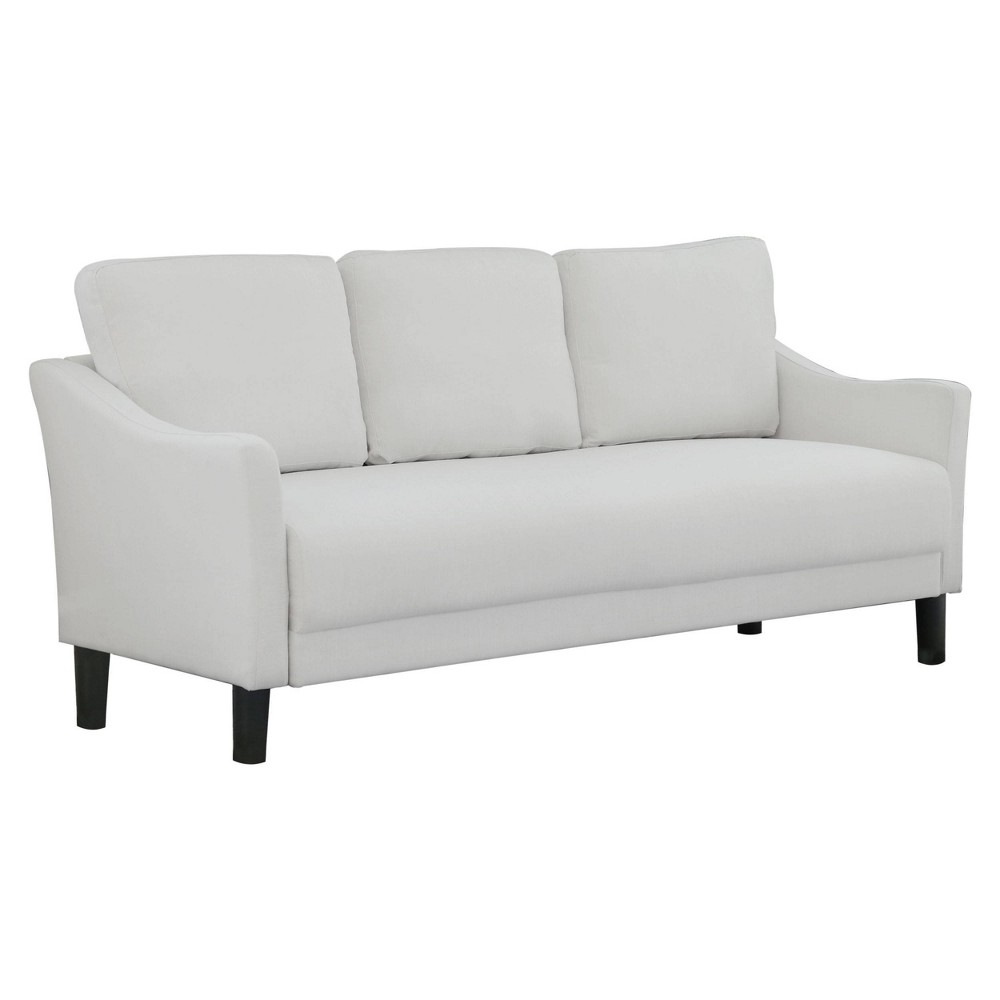 Cleo Fabric Sofa Gray - Abbyson Living