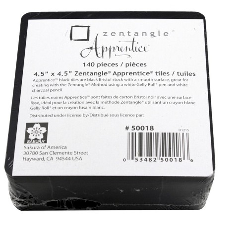 Sakura Zentangle Apprentice Refill, Black, pk of 140 - image 1 of 2
