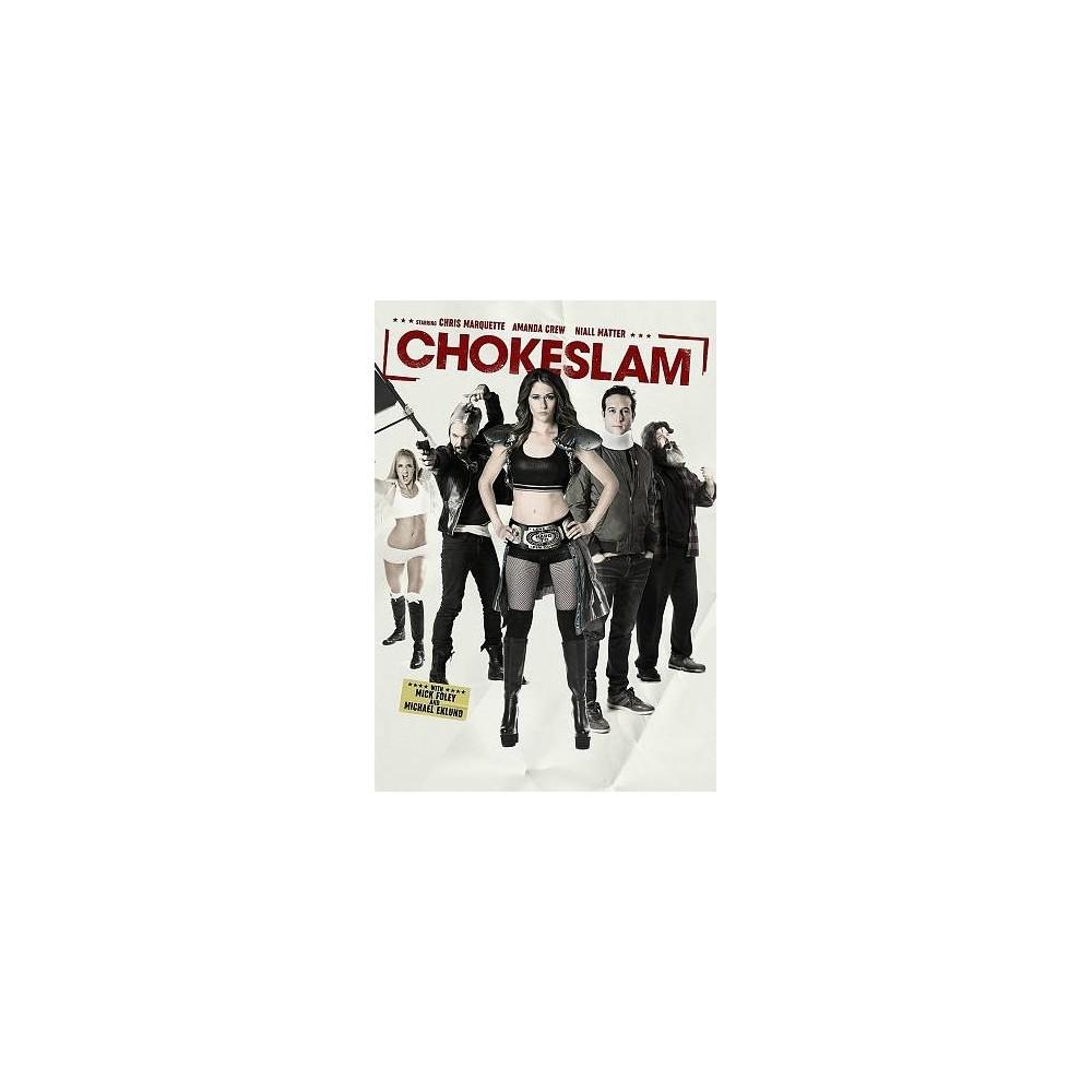 Chokeslam (Blu-ray), Movies