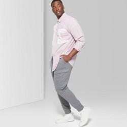 b0bb92489a0 DENIZEN® From Levi's® Men's Action Jogger Pants - Cliff Gray 36 : Target