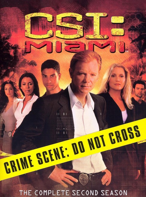 Csi:Miami Complete Second Season (DVD) - image 1 of 1