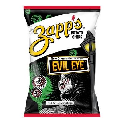 Zapp's Evil Eye Potato Chips - 5oz