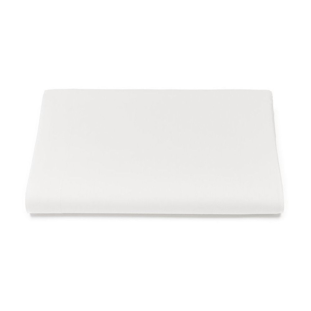 Compare Full Triple Line Solid Fitted Sheet White - Cassadecor