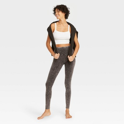 Women's Lounge Leggings - Colsie™ Black
