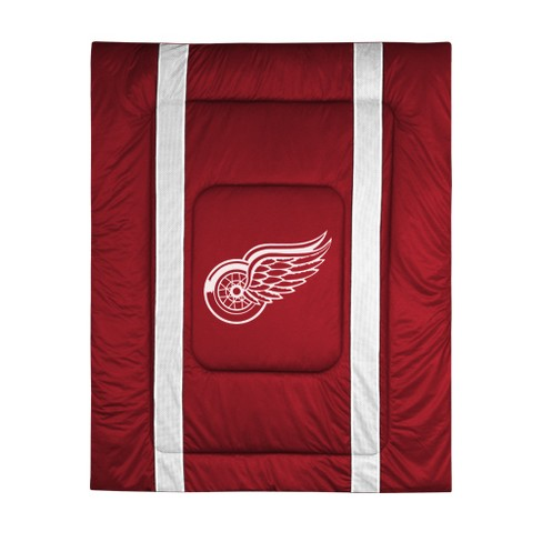 Detroit Redwings Comforter - image 1 of 1