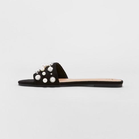 590e36c21c9 Women s Santana Slide Sandal - A New Day™   Target