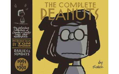 The Complete Peanuts (Hardcover) - image 1 of 1