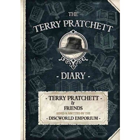Terry Pratchett Diary   Mind How You Go... (Hardcover)   Target c1651b2030be