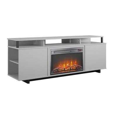 "65"" Jude Fireplace TV Stand - Room & Joy"
