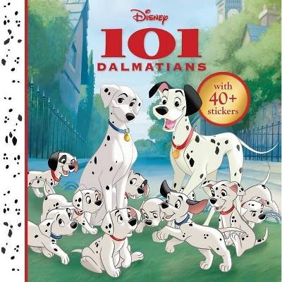 Disney: 101 Dalmatians - (Disney Classic 8 X 8) (Paperback)