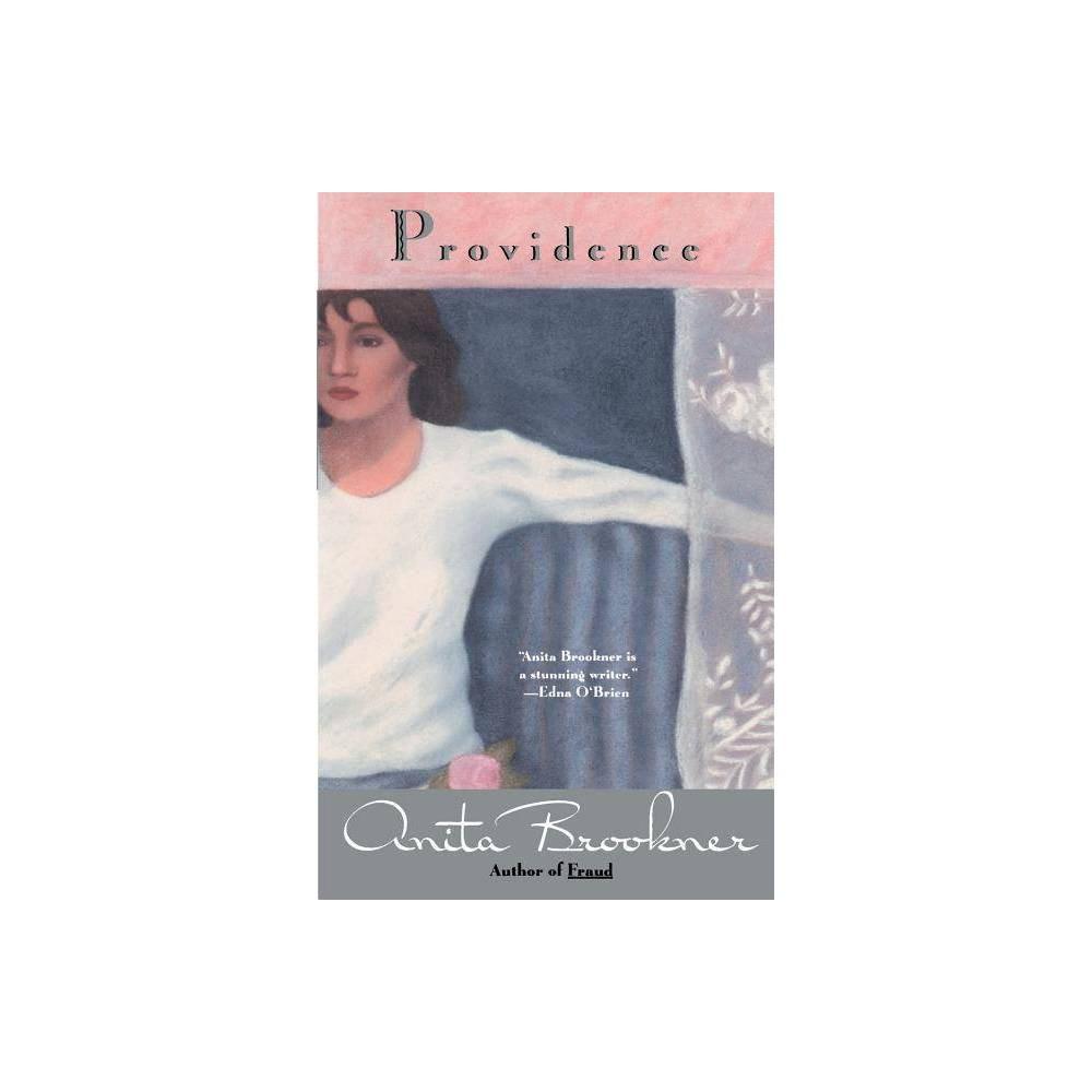 Providence Vintage Contemporaries By Anita Brookner Paperback