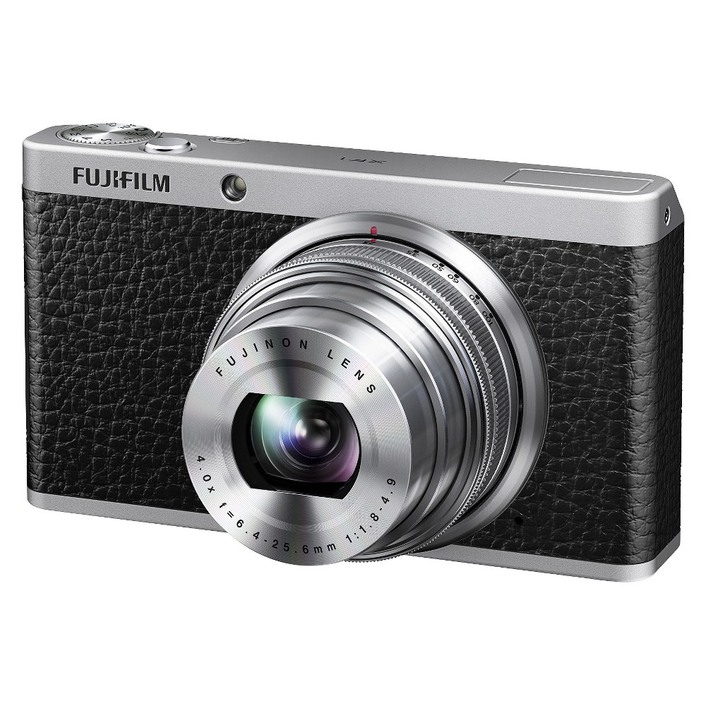 Fujifilm FinePix XF-1 12MP Digital Camera with 4x Optical Zoom - Black