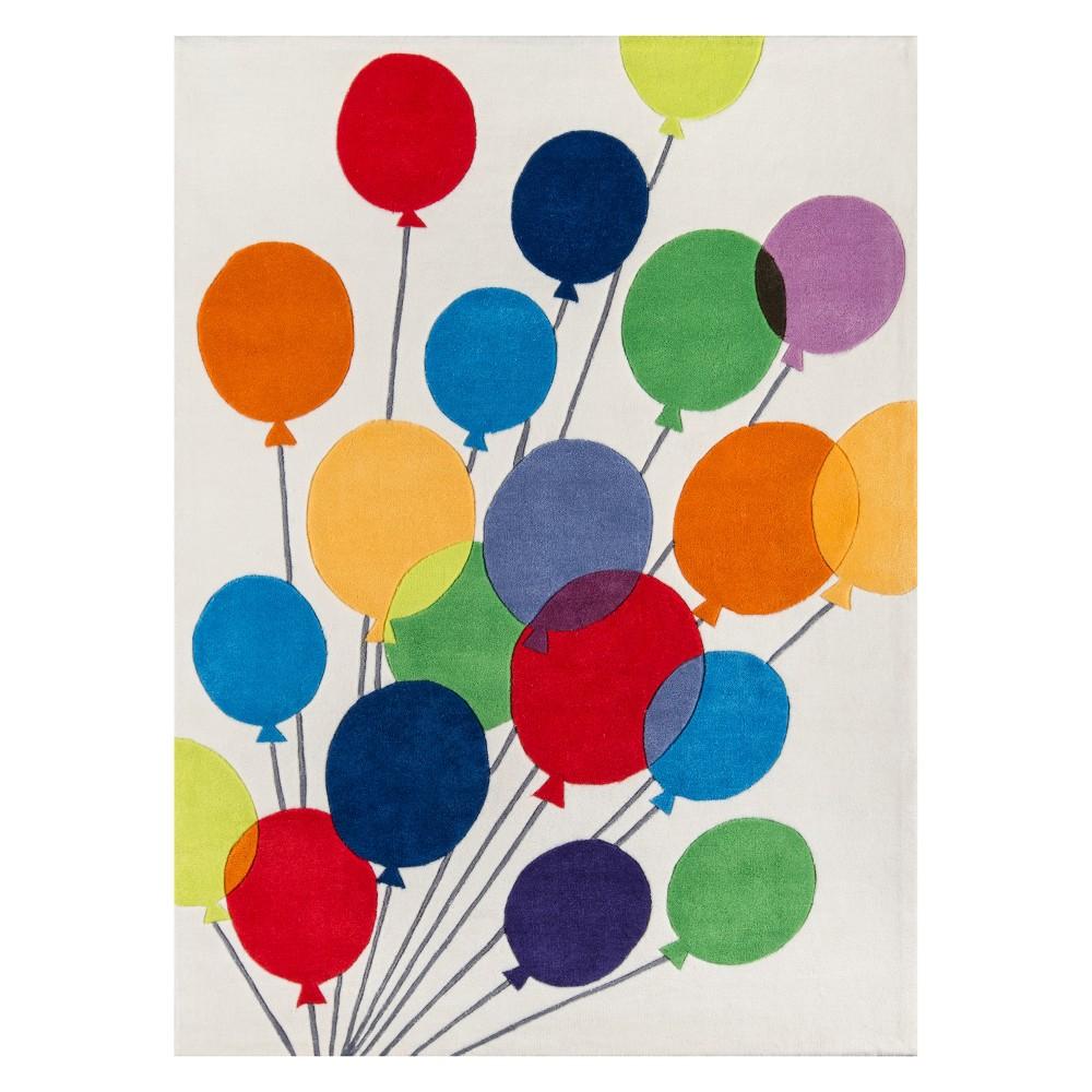 8'X10' Balloon Tufted Area Rug - Momeni, Blue