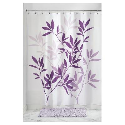Leaves Shower Curtain - iDesign