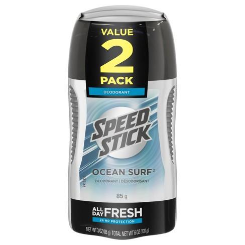 Speed Stick Ocean Surf Deodorant - 3oz/2pk - image 1 of 3