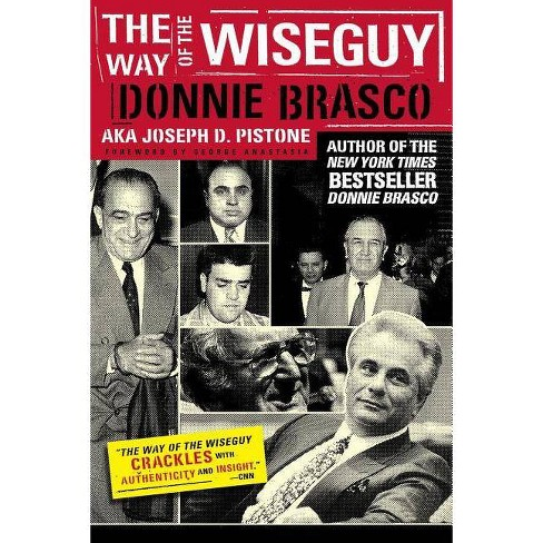 The Way of the Wiseguy - by  Joe Pistone (Paperback) - image 1 of 1