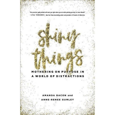 Shiny Things - by  Amanda Bacon & Anne-Renee Gumley (Paperback) - image 1 of 1