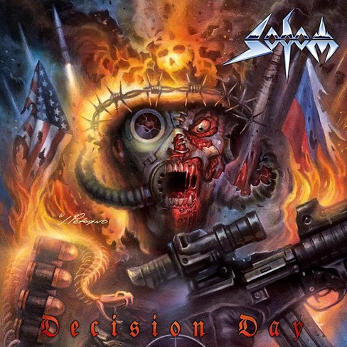 Sodom - Decision day (Vinyl) - image 1 of 1