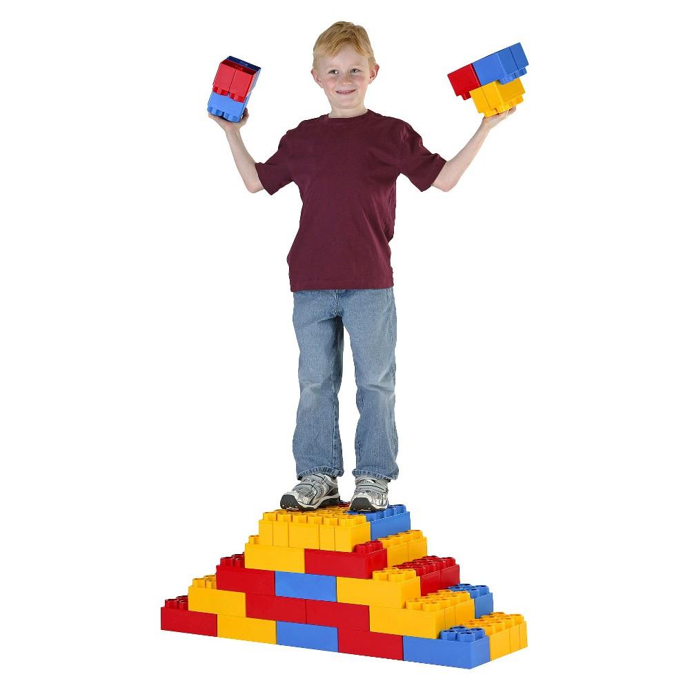 Kids Adventure Jumbo Blocks Learner Set - 48 Piece
