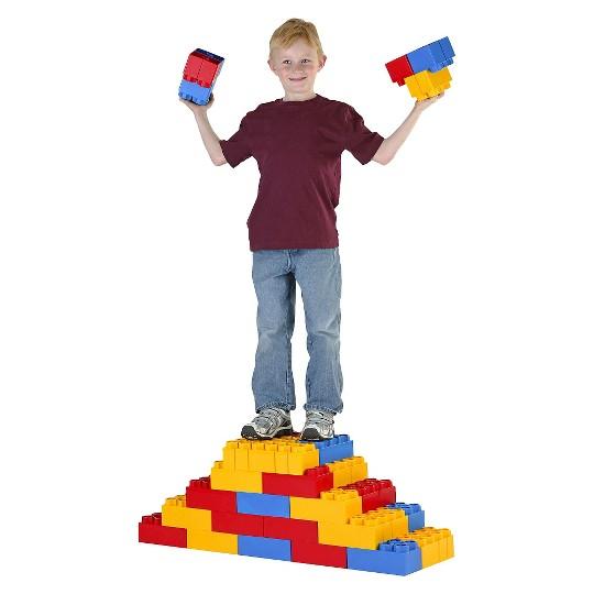 Kids Adventure Jumbo Blocks Learner Set - 48 Piece image number null