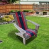 NFL New England Patriots Wooden Adirondack Chair - image 2 of 2