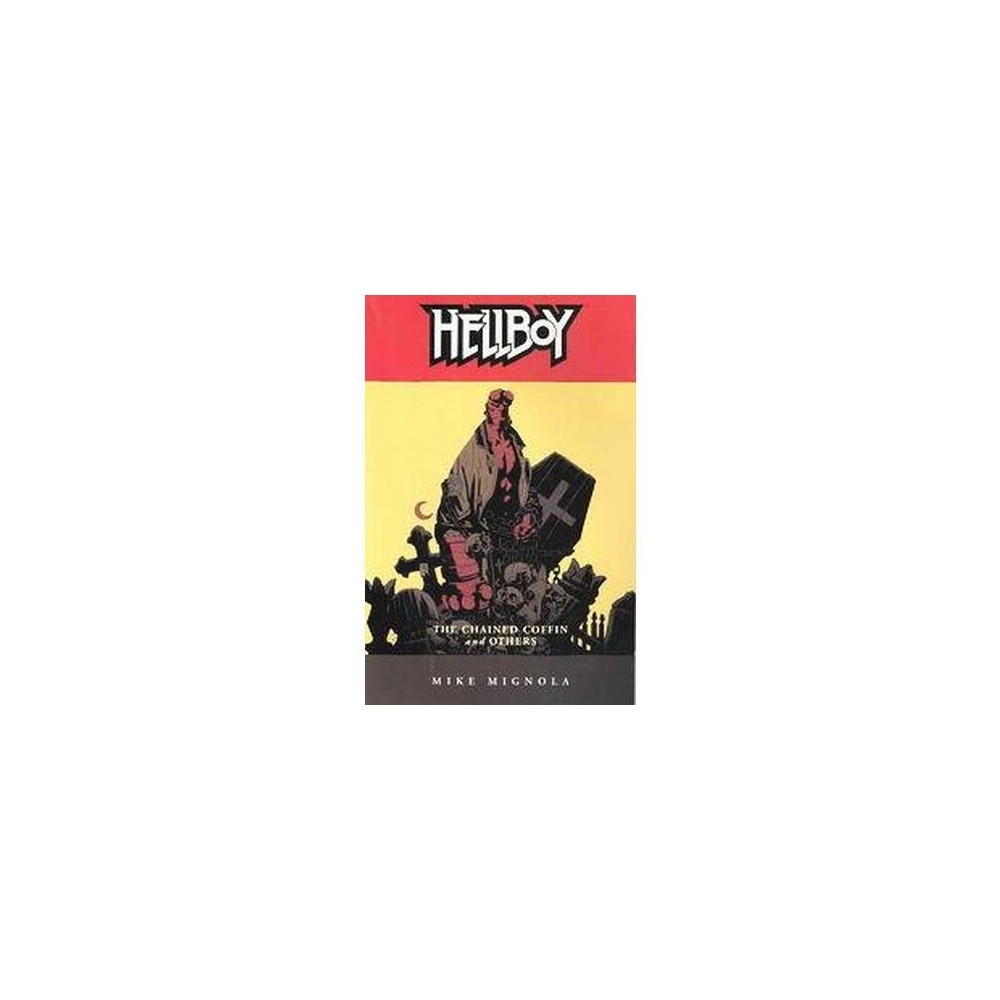 Hellboy 3 : The Chained Coffin and Others (Paperback) (Mike Mignola & James Sinclair & Matt