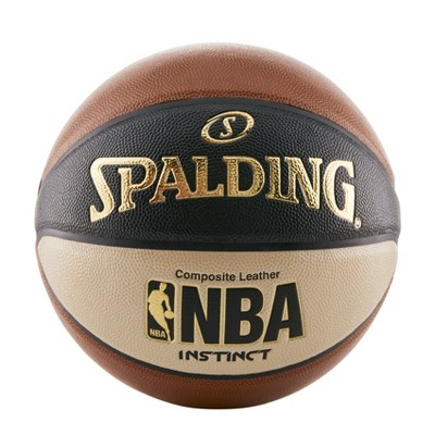 "Spalding Instinct 29.5"" Basketball - Brown"