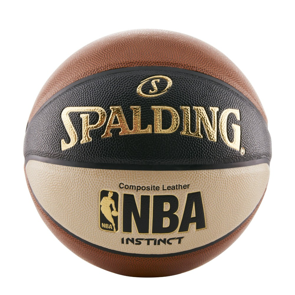Spalding Instinct 29 5 Basketball Brown