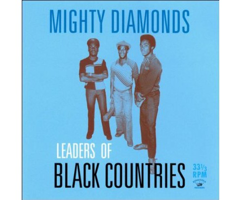 Mighty Diamonds - Leaders Of Black Countries (CD) - image 1 of 1
