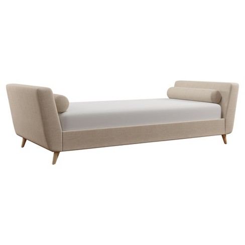 Sheridan Mid Century Bed - Inspire Q® - image 1 of 4