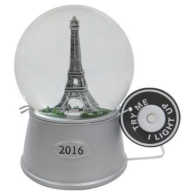 Paris Snowglobe - Silver - Threshold™