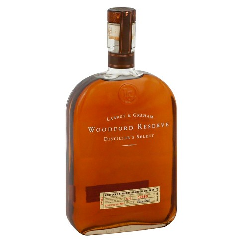 Woodford Reserve® Distiller's Select Kentucky Straight Bourbon Whiskey - 750mL Bottle - image 1 of 1