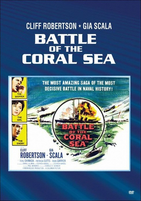Battle of the coral sea (DVD) - image 1 of 1