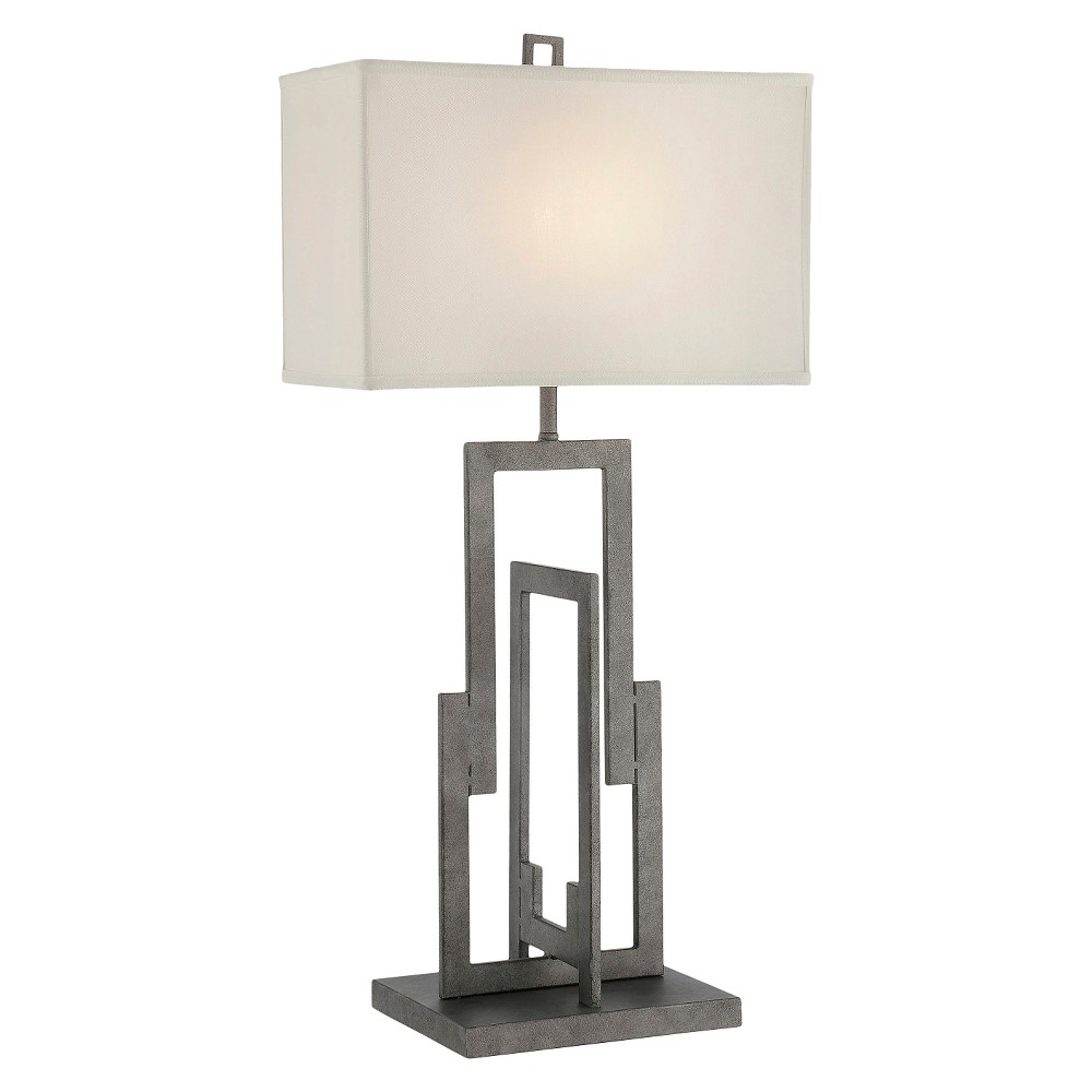 Mireya 1 Light Table Lamp - Dark Bronze, Gray